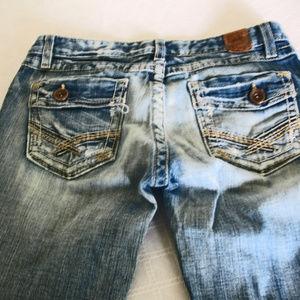 BKE STAR FLARE Jeans Women's Size 27 x 33.5